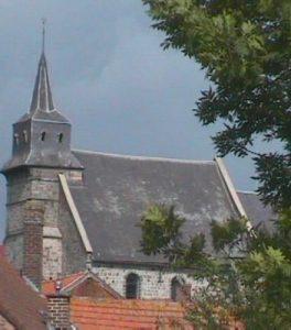 église de Sommaing
