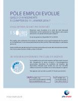 les-changements-au-pole-emploi-a-dater-du-11-janvier-2016