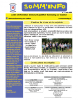 Somm'info n°1 – juin 2020